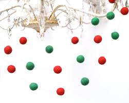 Christmas Tree Garland Decorate Your Home For The Holidays With A