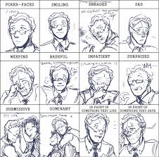 How To Draw Meme - noland expression meme various planning