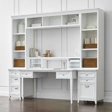 Crate And Barrel Office Desk White Home Office Furniture Interior Design