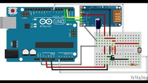 arduino data android via bluetooth education youtube