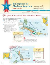the spanish american war and world power era 7 38a mr peinert u0027s