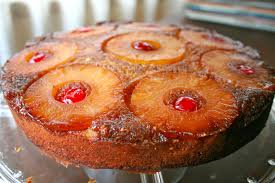 pineapple upside down cake from simply recipes the arugula files
