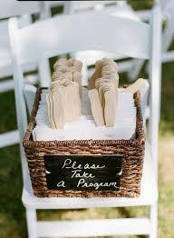 wedding program basket 20 cool wedding ideas 2017