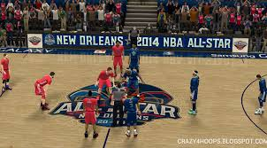 nba 2k14 android nba 2k14 official roster update february 7th 2014