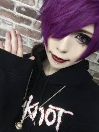 imagenes visual kei visual kei makeup hair pinteres