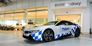 Bmw I8 Yellow - audi s7 sportback bmw i8 to boost police profile photos 1 of 13