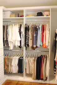 How To Organise Your Closet Organized And Pretty Closets How To Organize Your Clothes