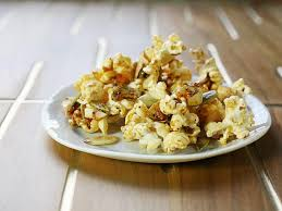 sweet and spicy popcorn for halloween hgtv