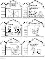 farm worksheets