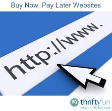buy now pay later websites thriftyfun