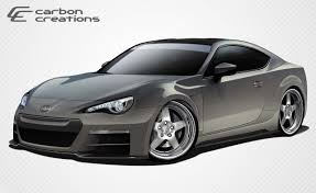 subaru brz custom body kit extreme dimensions 2013 2014 scion fr s subaru brz carbon
