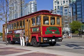 Hop On Hop Off San Francisco Map by 48 Hour Vancouver Hop On Hop Off Trolley Tour Tours4fun