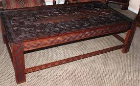 hand carved coffee table african coffee table coast regular coffee table dusk african hand