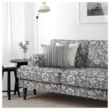 Bed Settees At Ikea by Stocksund Sofa Nolhaga Dark Gray Black Ikea