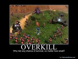 Overkill Meme - image 590993 overkill know your meme