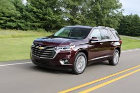 chevrolet traverse 7 seater 2018 chevrolet traverse crossover
