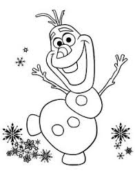 frozen coloring sheets to print out frozen coloring pages olaf