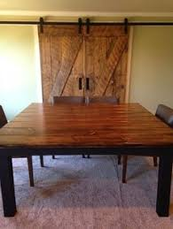 rustic dining room sets large square dining room table for 12 my next house pinterest