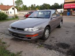 toyota car yard curbside classic 1992 96 toyota camry u2013 the greatest camry of all