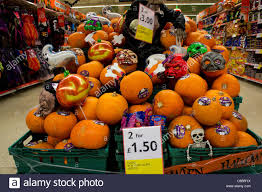 pumpkins for sale pumpkins on sale in a tesco supermarket stock photo 39598270 alamy