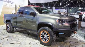 2015 Chevy Colorado Diesel Specs The Chevrolet Colorado Zr2 Diesel Concept Is Amazing