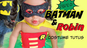 Batman Robin Halloween Costumes Girls Batman U0026 Robin Costumes Girls Dolls 2