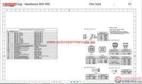 kenworth truck service manual owner manual diagram all auto