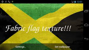 Jamaican Flag Day 3d Jamaica Flag Android Apps On Google Play