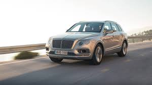 suv bentley 2016 2016 bentley bentayga suv bentley world