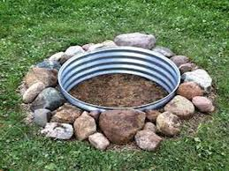 Cheap Firepit Cheap Outdoor Pits Diy Square Pit Best Amazing