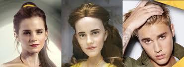 emma watson looks like emma watson or justin bieber disney s new belle doll gets mixed