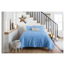 Jersey Cotton Comforter Solid Jersey Textured Comforter Set Xhilaration Target