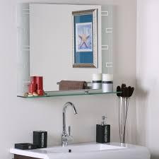 bath mirror with shelf bathroom mirror with shelf and light