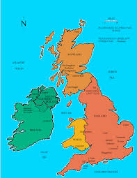 Map Of Ireland And England by John R Sill User Trees Genealogy Com