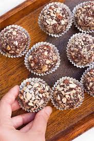 the best dark chocolate hazelnut truffle recipe foodal