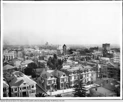 lost victorian mansions downtown la