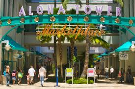 Waikiki Trolley Map Best Places To Shop On Oahu Hawaii