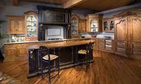 kitchen fantastic alpine wood rustic kitchen cabinet with modern