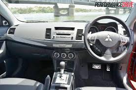 mitsubishi lancer sportback interior 2012 mitsubishi lancer vrx sportback dash
