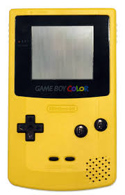 Color Yellow File Game Boy Color Yellow Jpg Wikimedia Commons