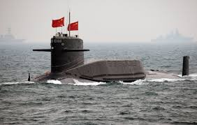 report developing submarine that could reach