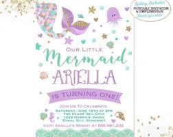 mermaid birthday party invitations u2013 gangcraft net