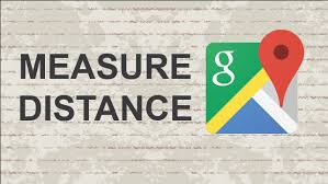Distance Between Two Points Map How To Measure Distance On Google Maps Youtube