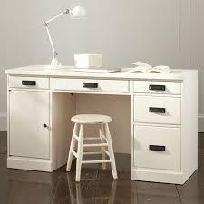 Pottery Barn Desk White Paramount Desk Pbteen