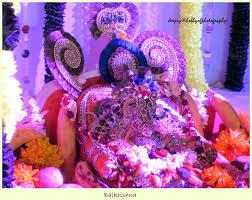 Decoration Of Temple In Home Gokulashtami Krishnashtami Janmashtami Random Photography