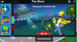 tree house of horrors 2014 tstothe simpsons tapped out addictsall