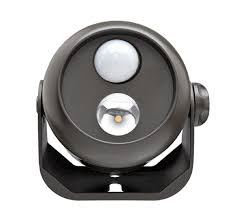 battery operated motion activated light mini led spotlights wireless mr beams mb310