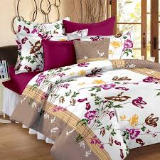 Buy Double Bed Sheets Online India Cottonbedsheets