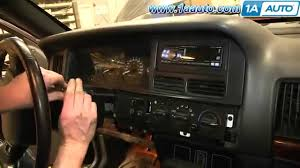 jeep grand cherokee fog lights bolt on factory fog lights 1997 jeep grand cherokee youtube