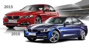 bmw 5 series differences how much has the facelift changed the bmw 3 series